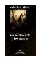 Papel LA LITERATURA Y LOS DIOSES,