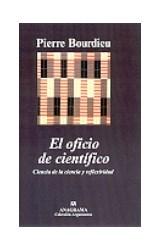 Papel EL OFICIO DE CIENTIFICO