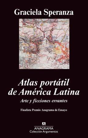 Papel Atlas Portátil De América Latina. Arte Y Ficciones Errantes