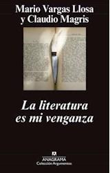 Papel LA LITERATURA ES MI VENGANZA