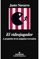 Papel VIDEOJUGADOR A PROPOSITO DE LA MAQUINA RECREATIVA (COLECCION ARGUMENTOS 509)