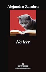 Libro No Leer