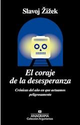 Papel EL CORAJE DE LA DESESPERANZA