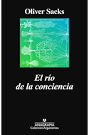 Papel RIO DE LA CONCIENCIA (COLECCION ARGUMENTOS 525)