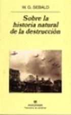 Papel Sobre La Historia Natural De La Destrucción