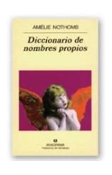 Papel DICCIONARIO DE NOMBRES PROPIOS
