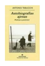 Papel AUTOBIOGRAFIAS AJENAS