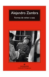 Papel FORMAS DE VOLVER A CASA (COLECCION NARRATIVAS HISPANICAS)