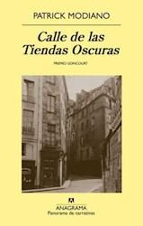 Libro Calle De Las Tiendas Oscuras