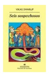 Papel SEIS SOSPECHOSOS