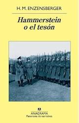 Papel HAMMERSTEIN O EL TESON