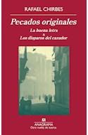 Papel PECADOS ORIGINALES LA BUENA LETRA / LOS DISPAROS DEL CAZADOR (OTRA VUELTA DE TUERCA 41)