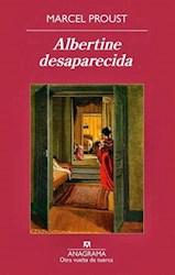 Libro Albertine Desaparecida