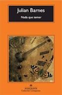 Papel NADA QUE TEMER (COLECCION COMPACTOS)