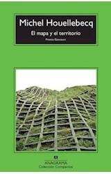 Papel MAPA Y EL TERRITORIO (COLECCION COMPACTOS 602) (BOLSILLO)
