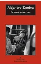Papel FORMAS DE VOLVER A CASA (COLECCION COMPACTOS 640)