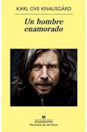 Papel UN HOMBRE ENAMORADO (PANORAMA DE NARRATIVAS 861) (RUSTICA)