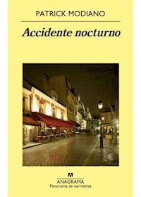 Papel Accidente Nocturno