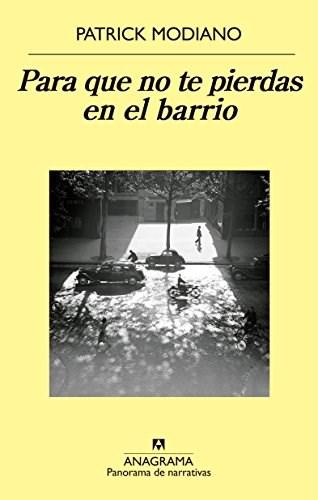 Papel Para Que No Te Pierdas En El Barrio