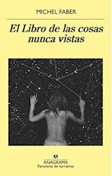 Papel EL LIBRO DE LAS COSAS NUNCA VISTAS