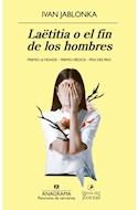 Papel LAETITIA O EL FIN DE LOS HOMBRES (COLECCION PANORAMA DE NARRATIVAS 962)