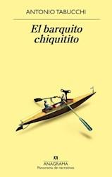 Libro El Barquito Chiquitito