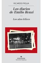 Papel DIARIOS DE EMILIO RENZI TOMO II LOS AÑOS FELICES