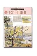 Papel ESPATULA (EJERCICIOS PARRAMON 26)