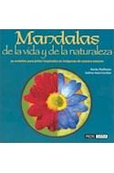 Papel MANDALAS DE LA VIDA Y DE LA NATURALEZA 50 MODELOS PARA  PINTAR INSPIRADOS EN IMAGENES DE NU