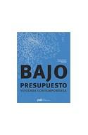 Papel BAJO PRESUPUESTO VIVIENDA CONTEMPORANEA (ARQUITECTURA Y DISEÑO)