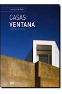 Papel CASAS VENTANA (CASAS POR TIPOLOGIA) (ARQUITECTURA Y DISEÑO) (CARTONE)