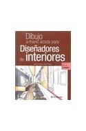Papel DIBUJO A MANO ALZADA PARA DISEÑADORES DE INTERIORES (AULA DE DIBUJO PROFESIONAL) (CARTONE)