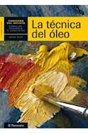 Papel TECNICA DEL OLEO (CUADERNO DEL ARTISTA) (SERIE OLEO)