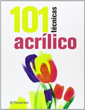 Papel 101 Técnicas Acrílico