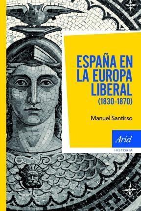E-book España En La Europa Liberal
