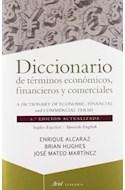 Papel DICCIONARIO DE TERMINOS ECONOMICOS FINANCIEROS Y COMERCIALES [SEXTA EDICION] (ARIEL ECONOMIA)