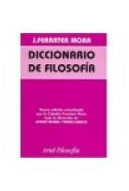 Papel DICCIONARIO DE FILOSOFIA 4 TOMOS