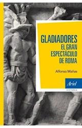 Papel GLADIADORES EL GRAN ESPECTACULO DE ROMA