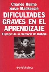 Papel Dificultades Graves En El Aprendizaje