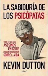 Papel LA SABIDURIA DE LOS PSICOPATAS