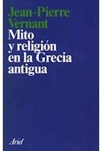 Papel MITO Y RELIGION EN LA GRECIA ANTIGUA