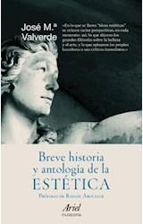 Papel BREVE HISTORIA Y ANTOLOGIA DE LA ESTETICA