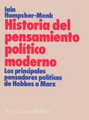 Papel Historia Del Pensamiento Politico Moderno: Los Principales P