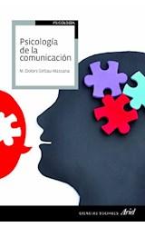 Papel PSICOLOGIA DE LA COMUNICACION