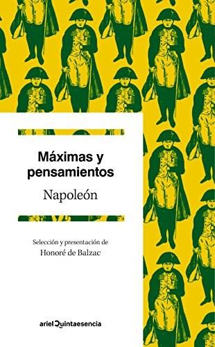 Papel Maximas Y Pensamientos (Napoleon)