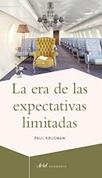 Libro La Era De Las Expectativas Limitadas