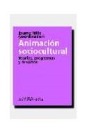 Papel ANIMACION SOCIOCULTURAL TEORIAS PROGRAMAS Y AMBITOS (ARIEL EDUCACION)