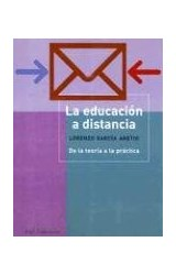 Papel LA EDUCACION A DISTANCIA