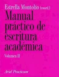 Papel Manual Practico De Escritura Academica Vol 2