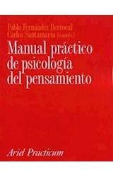 Papel MANUAL PRACTICO DE PSICOLOGIA DEL PENSAMIENTO